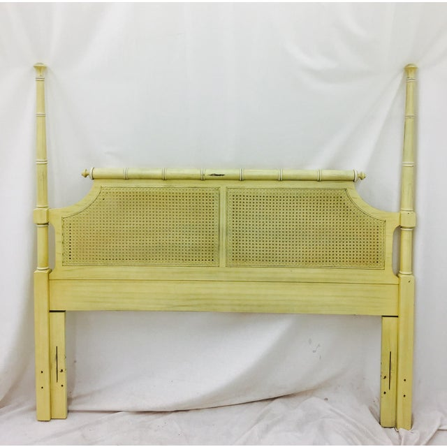 Chinese Chippendale Style Headboard - Image 7 of 7
