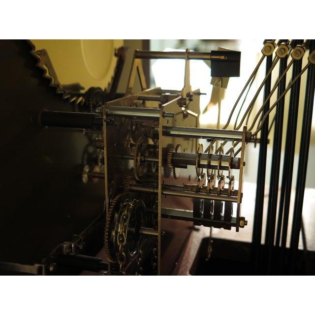 Sligh Simon Willard Roxbury Grandfather Clock - Image 8 of 10