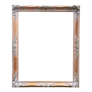 Baroque Filigree Wooden Art Frame