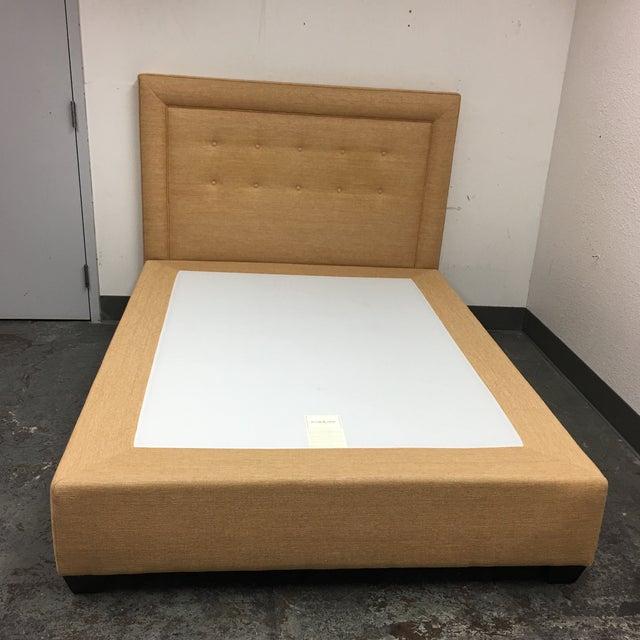 """William Sonoma """"Hampton"""" Queen Size Bed - Image 8 of 8"""