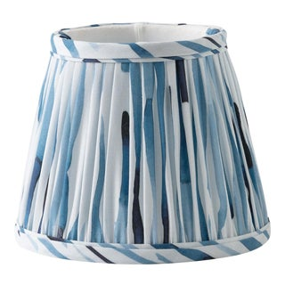 "Blue River 6"" Lamp Shade, Blue"