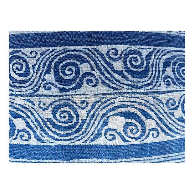 Batik Textile Pillow - Image 5 of 6