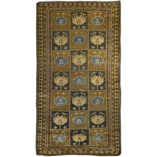 "Antique Tribal Baluch Rug - 2'10"" x 6'6"""