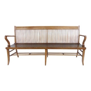 Turn of the Century Bench For Sale