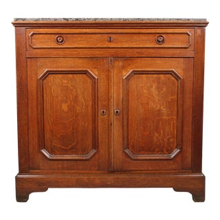 Antique Louis Philippe-Style Washstand For Sale