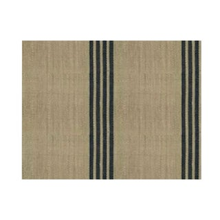 Driftwood Stripe CL Squid Ink by Ralph Lauren Fabric For Sale