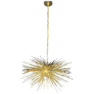 Jean De Merry Chandelier For Sale