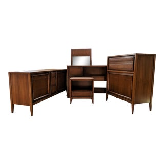 Mid-Century Modern Bedroom Set - by Century Furniture For Sale