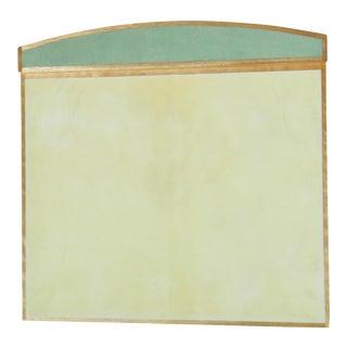 Shagreen & Parchment Desk Blotter