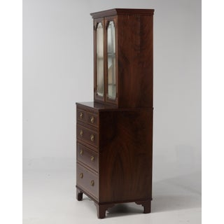 19th Century Mahogany Inlaid Cabinet Preview