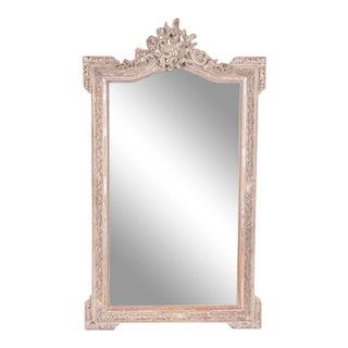 French Napoleon III Period Mirror For Sale