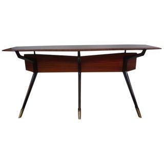 Italian Mid-Century Console Table by Paolo Buffa