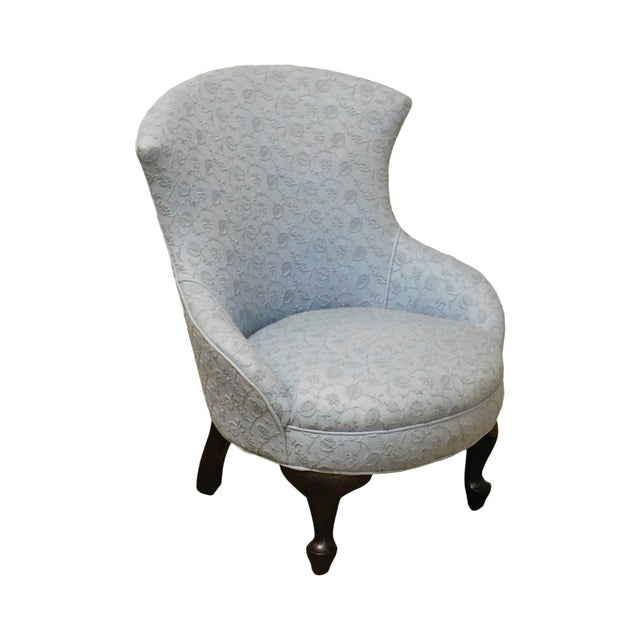 Antique Victorian Childs Slipper Chair For Sale - Image 13 of 13