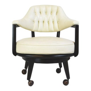 Monteverdi-Young Swivel Chairs - A Pair For Sale