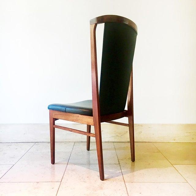 Danish Modern Substantial Danish Eric Buck Designed Desk Chair 1960s For Sale - Image 3 of 6