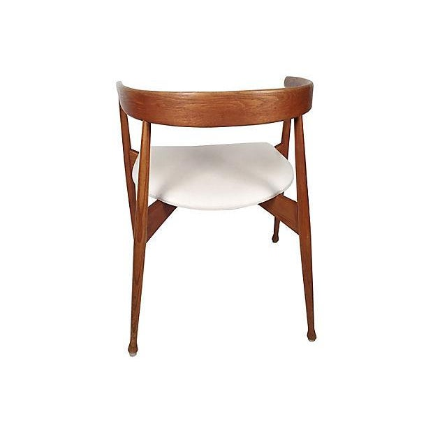 Danish Mid Century Modern Chairs - S/4 - Image 7 of 7