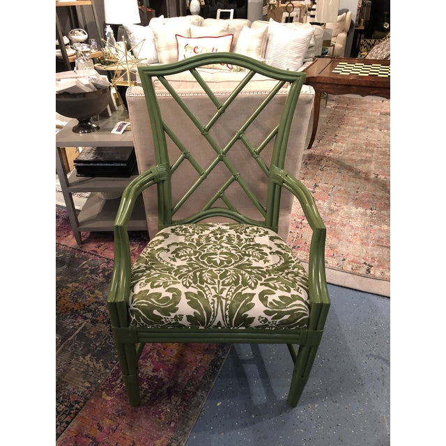 Green Green Lacor Mai Armchair For Sale - Image 8 of 8
