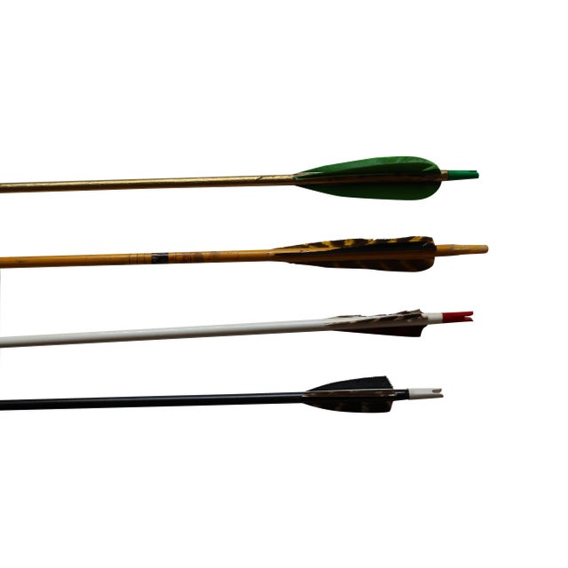 Vintage Arrows - Set of 15 - Image 7 of 10