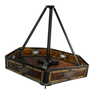 Quoizel Lighting Museum of New Mexico 3-Light Pendant For Sale
