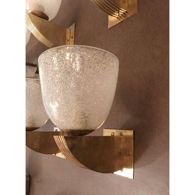 Fabio Ltd Italian Art Deco Fabio Ltd Sconce For Sale - Image 4 of 8