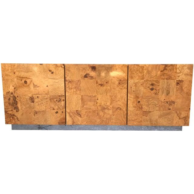 Milo Baughman Wall Hanging Cabinet - Image 1 of 8