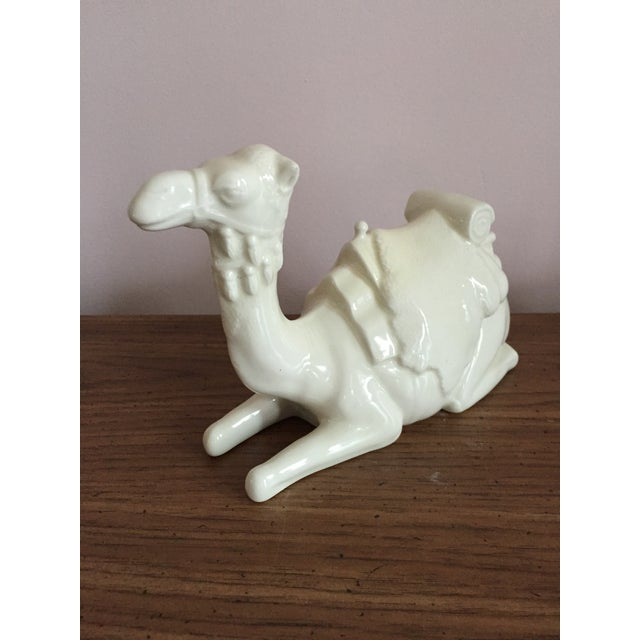 Fantastic Cream Colored Camel Pottery This Is An Objet Darte To Add
