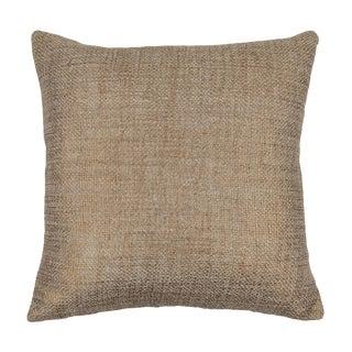 Contemporary Tr Essentials Bronze Foil Print Pillow - 20x20 For Sale