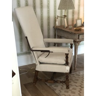 Mid 18th Century Antique Louis XIII Reclining Armchair Preview