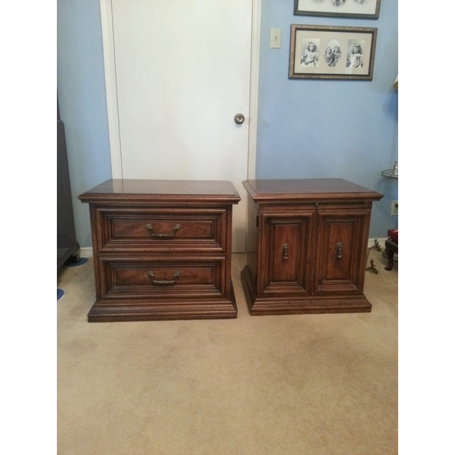 Henredon Nightstands - A Pair - Image 2 of 5