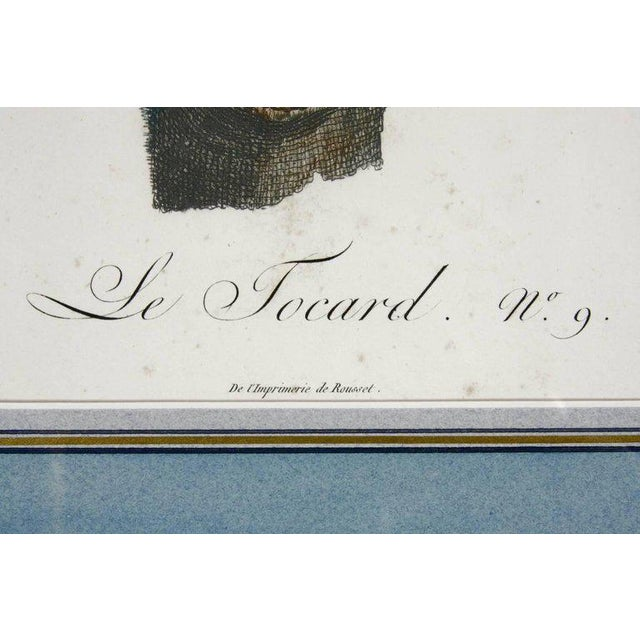 Late 19th Century Pair of Colored Ornithological Engravings After Jacques Barraband For Sale - Image 5 of 13