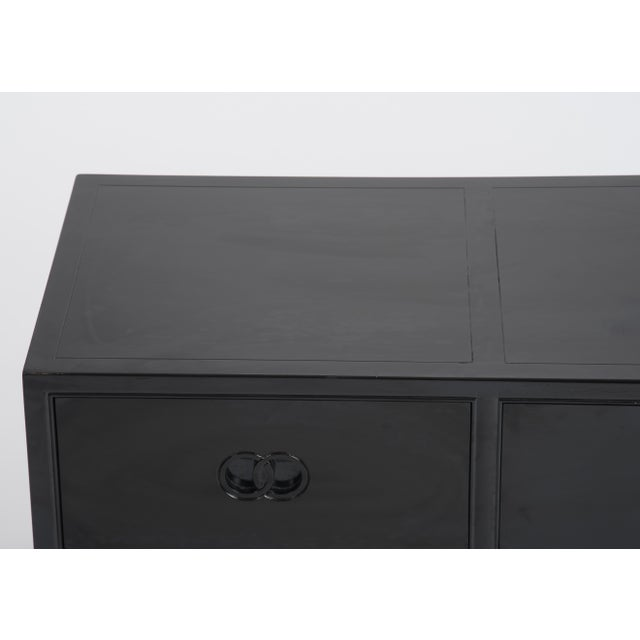 1970s 1970s Mid-Century Modern Michael Taylor for Baker Far East Collection Dresser For Sale - Image 5 of 8