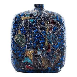 Marcello Fantoni Studio Vase For Sale