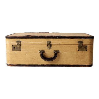Vintage Suitcase For Sale