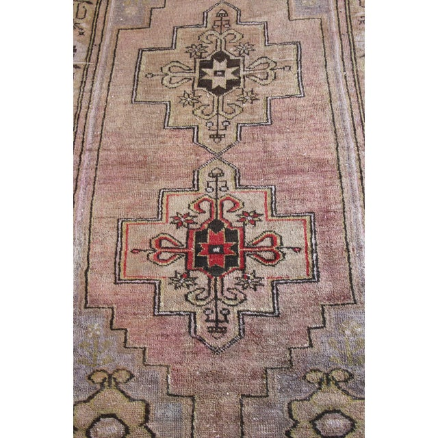 """Turkish Anadol Rug - 3'8"""" X 6'8"""" For Sale In Richmond - Image 6 of 7"""