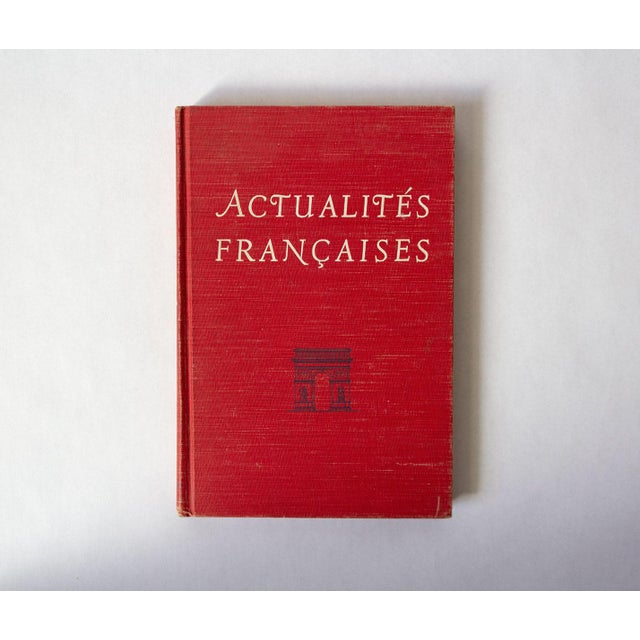 """""""Actualites Francaises"""" French School Book For Sale - Image 12 of 12"""