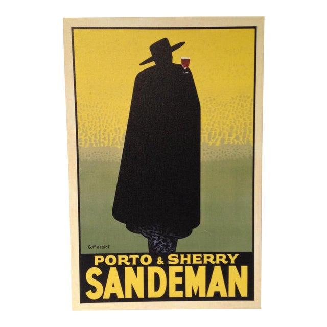 Vintage Inspired Advert Art Canvas Print For Sale
