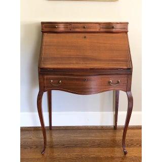 Antique Writing Desk Preview