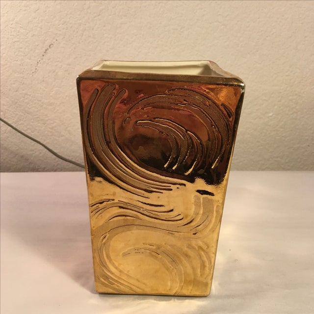 Weeping Gold Vase - Image 4 of 8