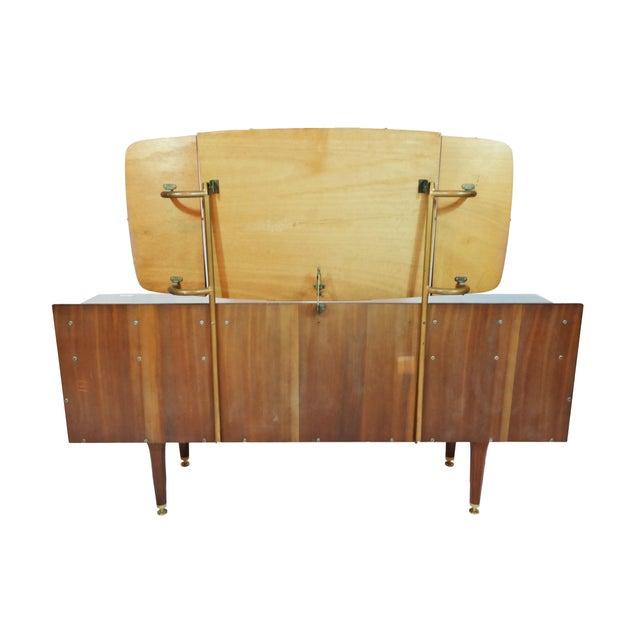 1960s Vintage Ib Kofod Larsen For G Plan Mid Century Modern Vanity
