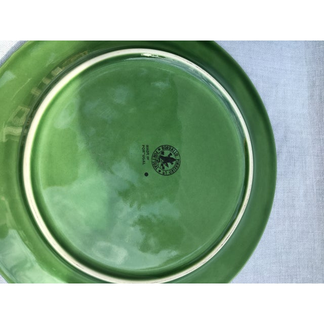 Pinheiro Bunny Rabbit Luncheon Plates - Set of 5 For Sale In Washington DC - Image 6 of 7