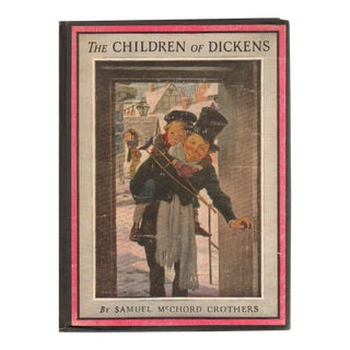 """1947 """"The Children of Dickens"""" Collectible Book For Sale"""