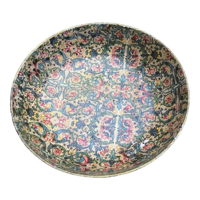 Boho Floral Catch All Bowl - Image 1 of 8