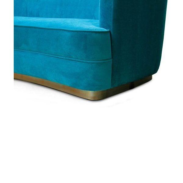 Modern Covet Paris Saari Sofa For Sale - Image 3 of 5