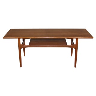 Teak Coffee Table by Arrebo Mobler