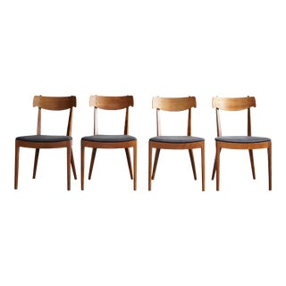 Mid 20th Century Dux Dining Chairs - Set of 4 For Sale