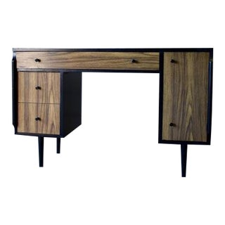 Mid Century Modern Desk by Kent Coffey For Sale