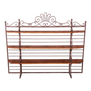 Henredon French Country Baker's Rack or Étagère For Sale