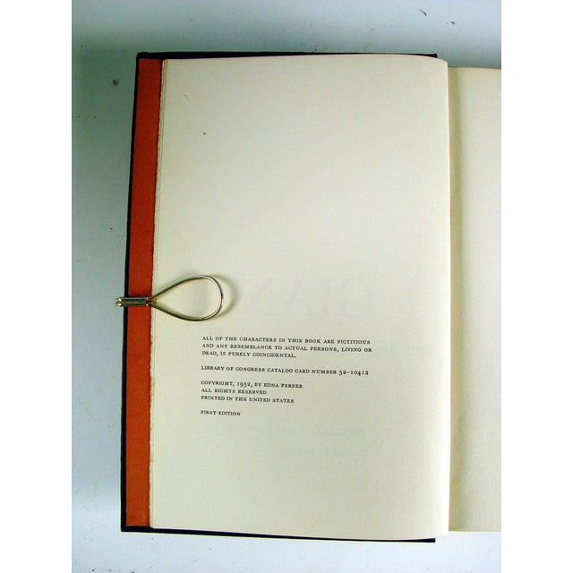 Giant by Edna Ferber 1st Edition - Image 4 of 4