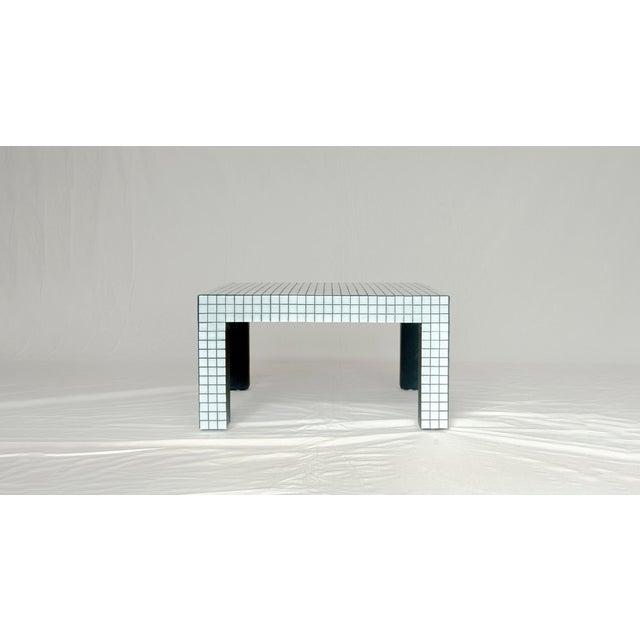 Superstudio Superstudio Coffe Tiled Table For Sale - Image 4 of 10