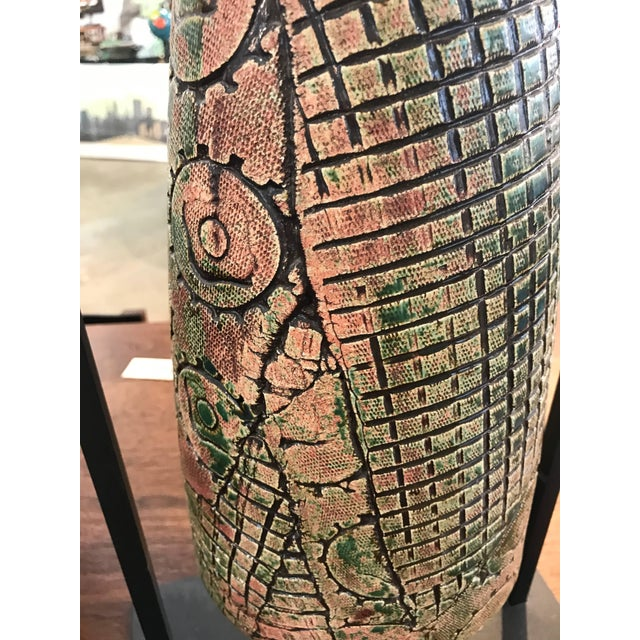 Tony Evans Ceramic Bell For Sale In Palm Springs - Image 6 of 8